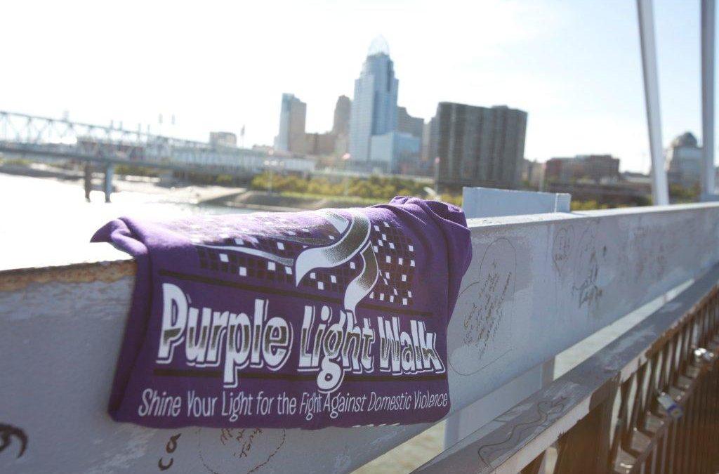 Fifth Annual Purple Light Walk™