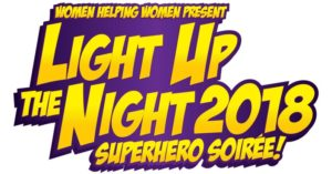 Light Up the Night 2018 - Superhero Soiree @ JACK Cincinnati Casino | Cincinnati | Ohio | United States